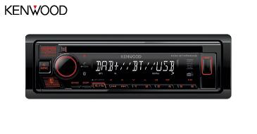 KENWOOD KDC-BT450DAB Autoradio, CD/USB-Receiver