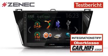 Zenec E>GO Core: Testbericht