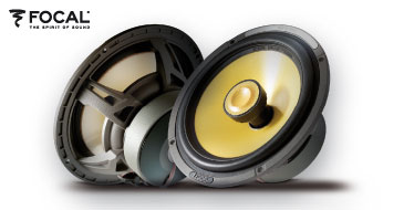 FOCAL Coaxial EC165K aus der K2 Power Serie
