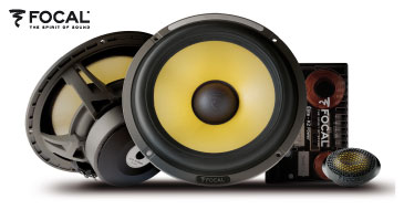 FOCAL Compos der K2 Power Serie